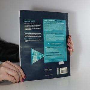 antikvární kniha New headway English course advanced. Teacher's book, 2009