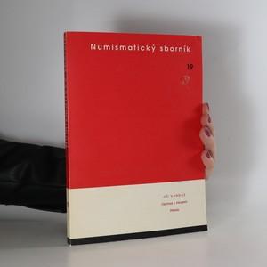 náhled knihy - Numismatický sborník 19. Obchod s mincemi