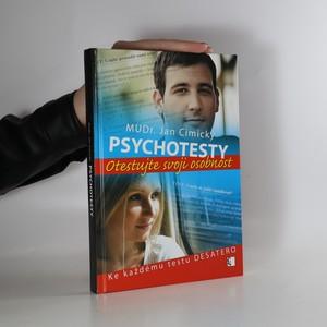 náhled knihy - Psychotesty. Otestujte svoji osobnost