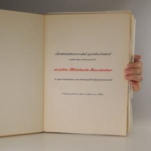 antikvární kniha Naše Kroměříž - Čtení o hanáckých Athénách, 1948