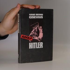 náhled knihy - Adolf Hitler. Zv. 2.