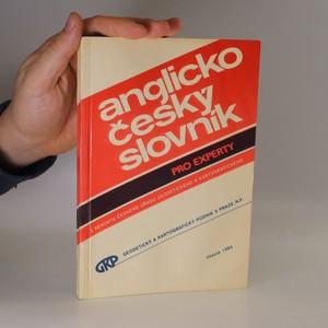 náhled knihy - Anglicko-český slovník pro experty