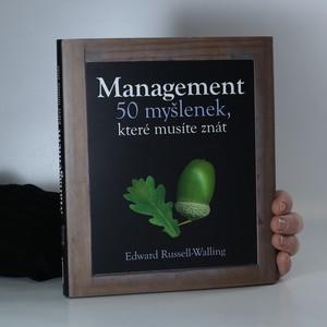 náhled knihy - Management. 50 myšlenek, které musíte znát