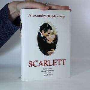 náhled knihy - Scarlett : Pokračování Jihu proti Severu M. Mitchellové