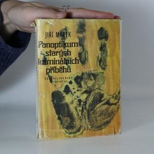 náhled knihy - Panoptikum starých kriminálních příběhů