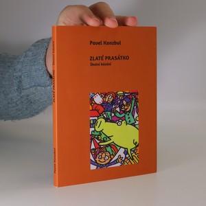 náhled knihy - Zlaté prasátko. školní kázání