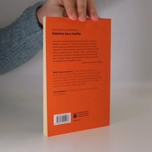 antikvární kniha Kmotra na e-mailu, 2010