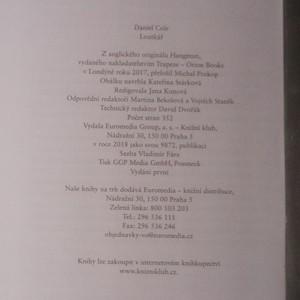 antikvární kniha Loutkář, 2018
