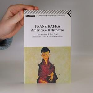 náhled knihy - America o il disperso