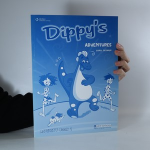 náhled knihy - Dippy's adventures. Activity book 1