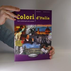 náhled knihy - Colori d'italia + CD