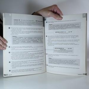 antikvární kniha English for the humanities. Teacher's resource book, neuveden