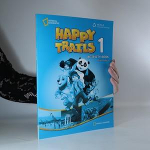 náhled knihy - Happy Trails 1. Activity Book (včetně CD a DVD)