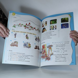 antikvární kniha Happy Trails 1 Activity Book, neuveden