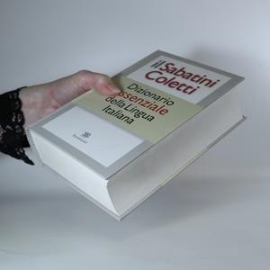 antikvární kniha Il Sabatini Coletti. Dizionario essenziale della Lingue Italiana, 2007