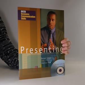 náhled knihy - Presenting : pre-intermediate-intermediate (+ CD)