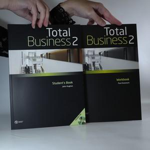 náhled knihy - Total Business 2. Student's Book + Workbook (včetně CD, 2 svazky, viz foto)