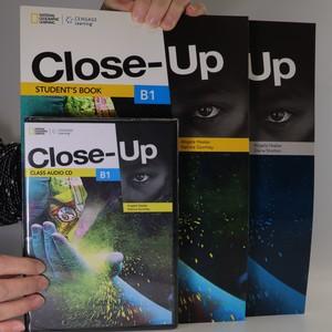 náhled knihy - Close-Up B1 : Workbook. Students book. Class audio CDs (2 svazky) (+CD)