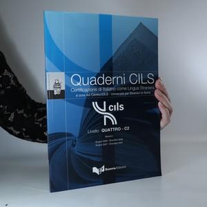 náhled knihy - Quaderni CILS. Livello quattro C2 (včetně CD)