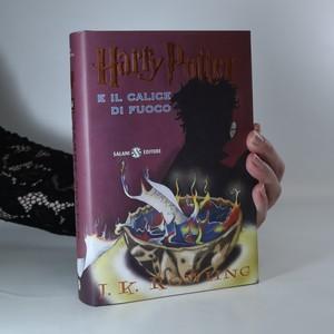 náhled knihy - Harry Potter e il calice di fuoco
