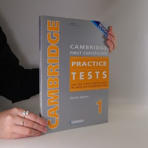 náhled knihy - Cambridge FCE practice tests