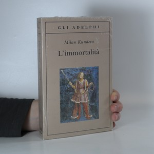 náhled knihy - L'immortalità (Italsky)