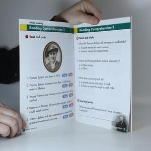 antikvární kniha World windows : Thomas Edison (učebnice a pracovní sešit), neuveden
