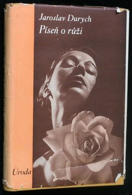 náhled knihy - Píseň o růži
