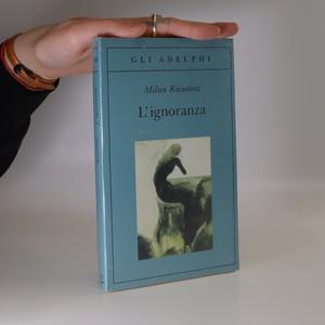 náhled knihy - L'ignoranza (zabaleno)