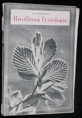 náhled knihy - Rostlinná fysiologie : fysiologie růstu a vývoje