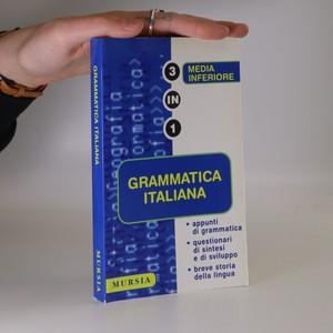 náhled knihy - Grammatica Italiana