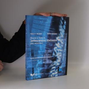 náhled knihy - Storia e testi di letteratura italiana per stranieri
