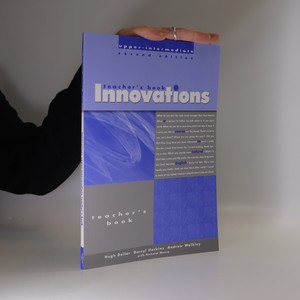 náhled knihy - Innovations upper-intermediate : teacher´s book