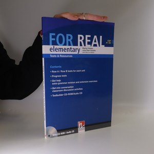 náhled knihy - For Real elementary (+CD)
