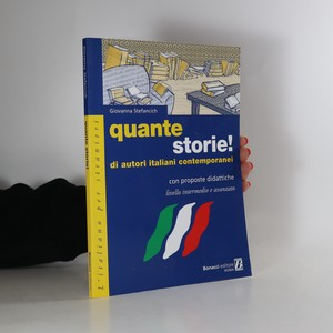 náhled knihy - Quante storie!