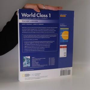 antikvární kniha World class. 1 : Workbook, neuveden