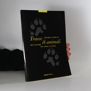 náhled knihy - Tracce di animali