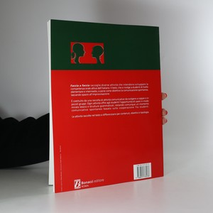 antikvární kniha Faccia a faccia, neuveden