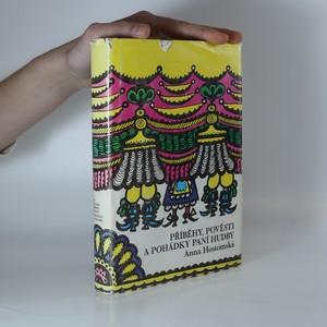 náhled knihy - Příběhy, pověsti a pohádky paní Hudby. Pro čtenáře od 9 let