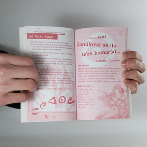antikvární kniha 100 čarodějných způsobů, jak si poradit s láskou, 2005