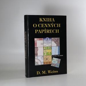 náhled knihy - Kniha o cenných papírech