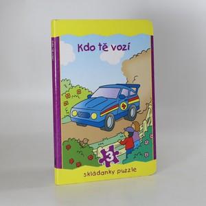 náhled knihy - Kdo tě vozí