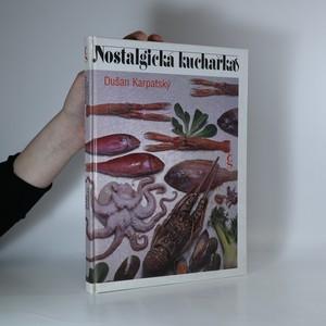 náhled knihy - Nostalgická kuchařka