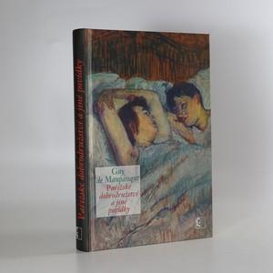 náhled knihy - Pařížské dobrodružství a jiné povídky