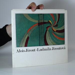 náhled knihy - Alois Jirout - Ludmila Jiroutová : knižní vazby z let 1929-1971 : výstavní síň SČVU