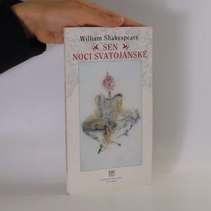 náhled knihy - Sen noci svatojánské
