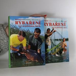 náhled knihy - Sportovní rybaření : Lov na položenou. (Část I. + II.)