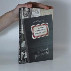 náhled knihy - Chlapec, který přežil pochod smrti