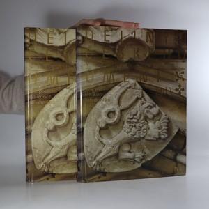 náhled knihy - Dějiny českého výtvarného umění I. 1. a 2. část (2 svazky)