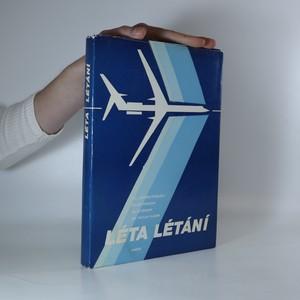 náhled knihy - Léta létání